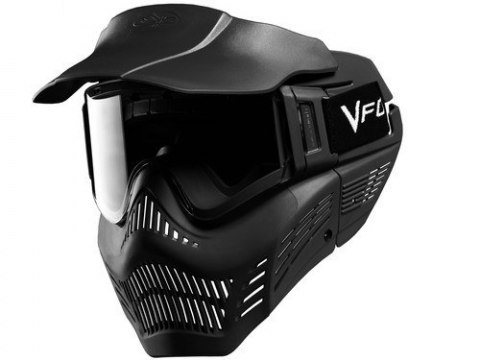 maska paintball V-Force Armor Czarna